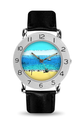 MEN'S WATCH (CANADIAN) 01 - AT THE BEACH