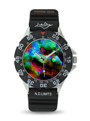 Men's watch (Men's No Limits AW-95 Quartz Watch 02 - ASIAN JOURNEY