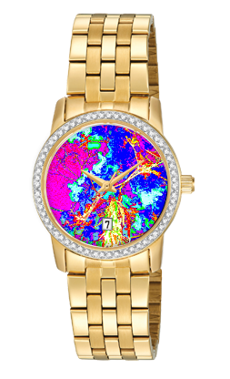 WOMEN'S (CITIZEN) WATCH 02 - IN THE GARDEN