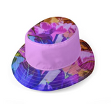 WOMEN'S BUCKET HAT 02 - IN THE GARDEN