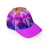 WOMEN'S BASEBALL CAP 02 - IN THE GARDEN