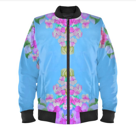 WOMEN'S BOMBER JACKET 01 - IN THE JUNGLE