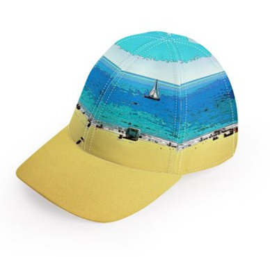 BASEBALL CAP 01 - AT THE BEACH