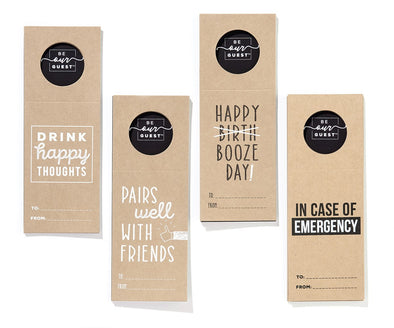 Bottle Gift Tags