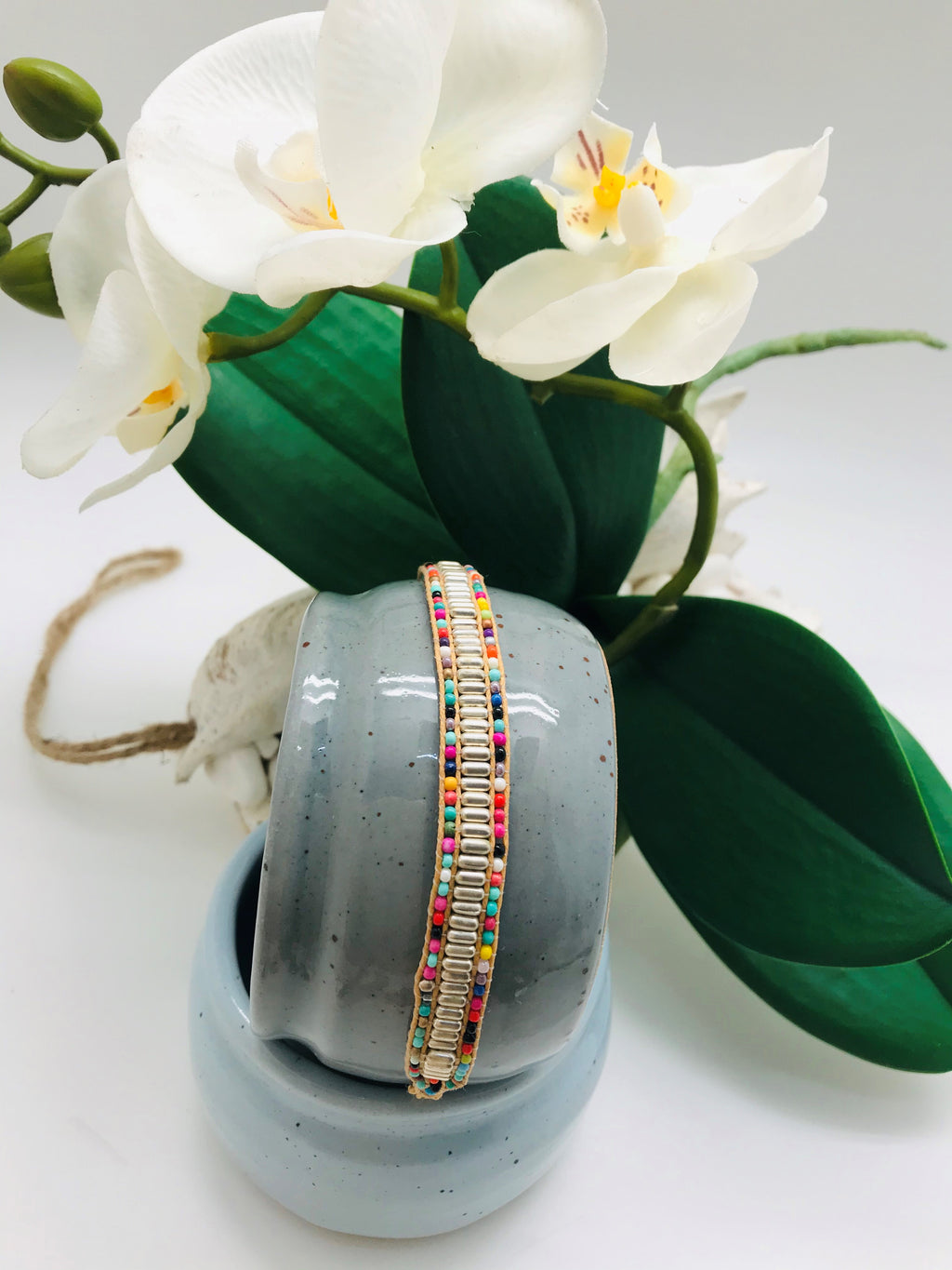 Colorful and beautiful bracelets