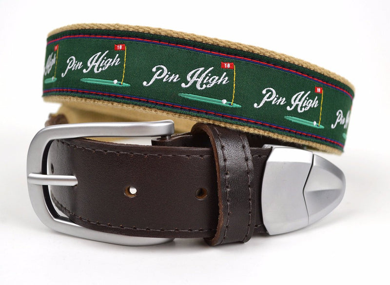 """Pin High"" Belt"
