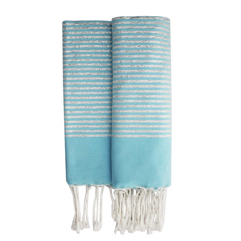 Bee Blue Fouta