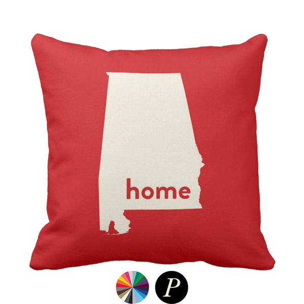 home state pillow