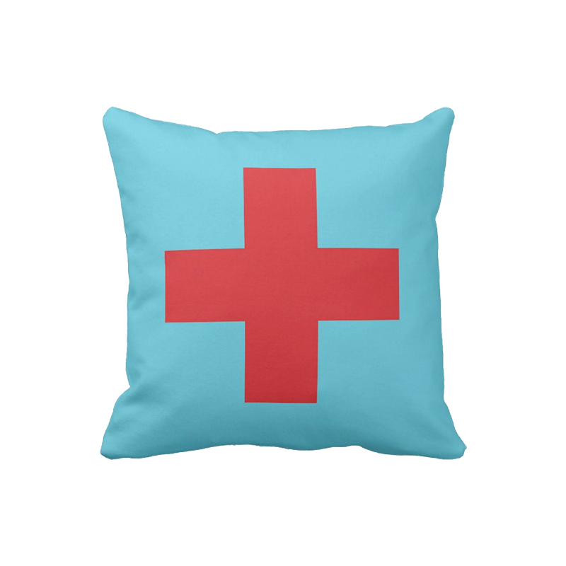 16 inch plus pillow in custom colors for indoor/outdoor use