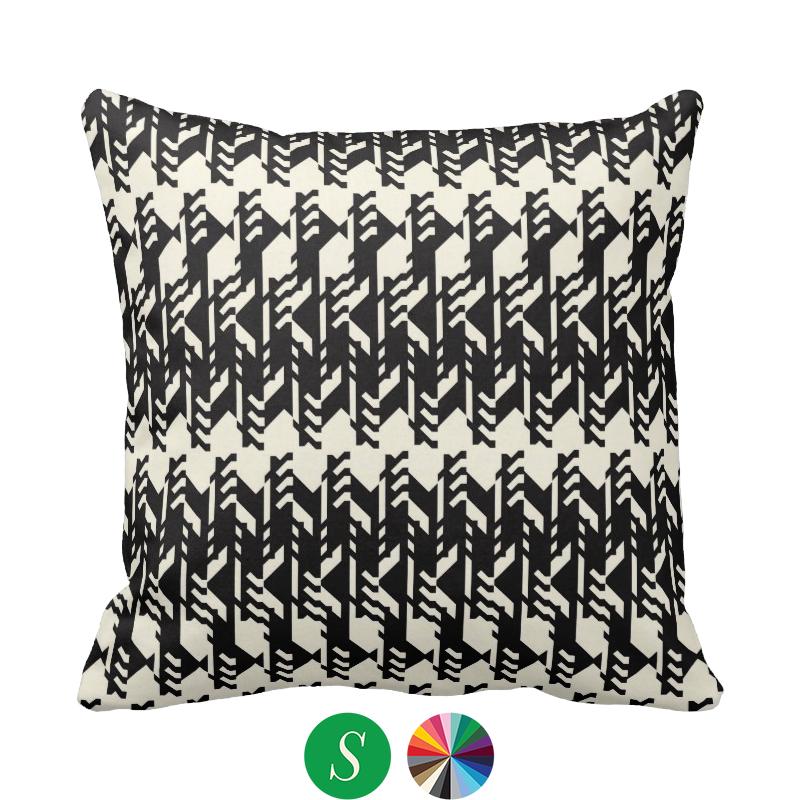 foxtails pillow