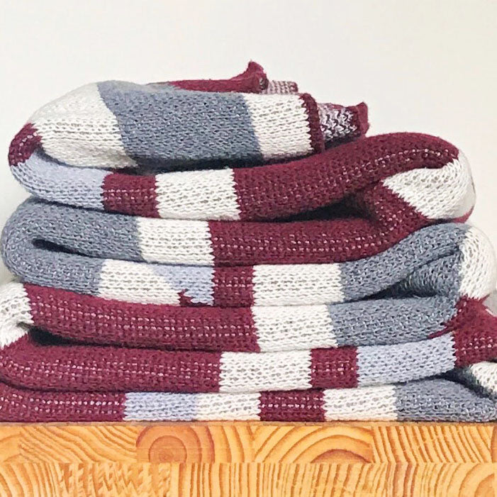 shift throw blanket