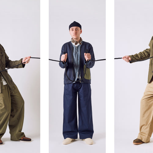 Product Feature: The Sailor Pant