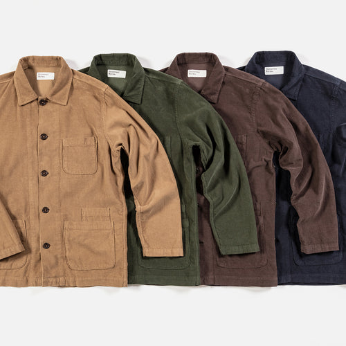 Product Highlight : Bakers Overshirt