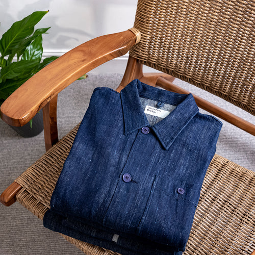 Product Feature: Hand Loom Denim.