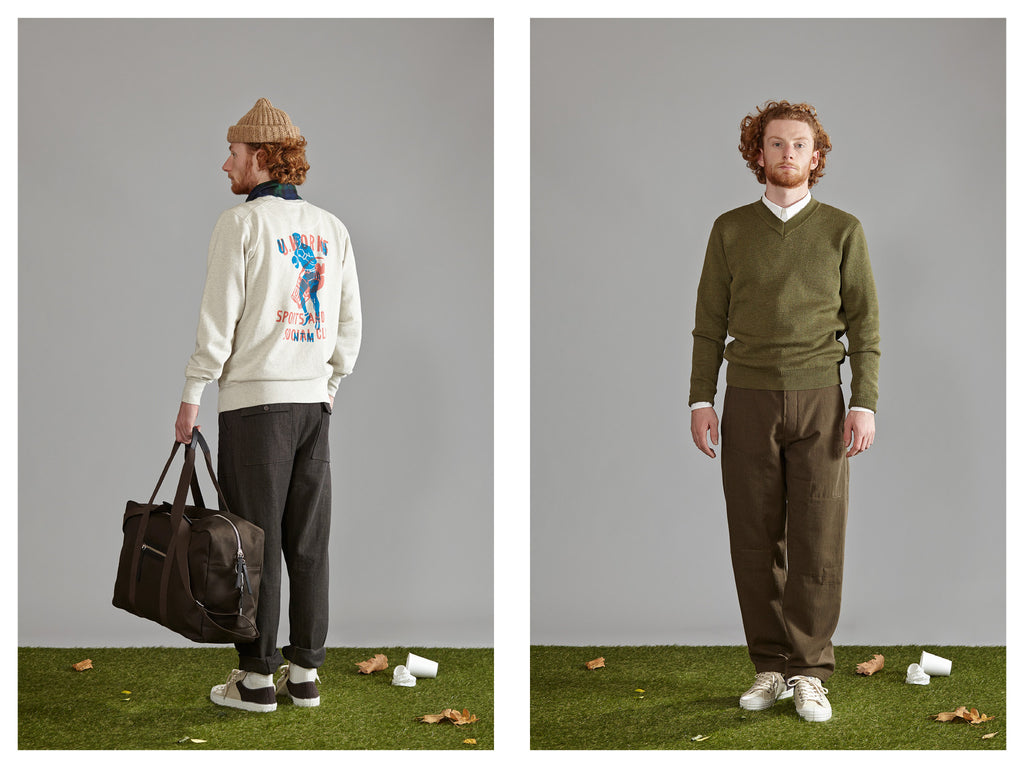Universal Works - AW16