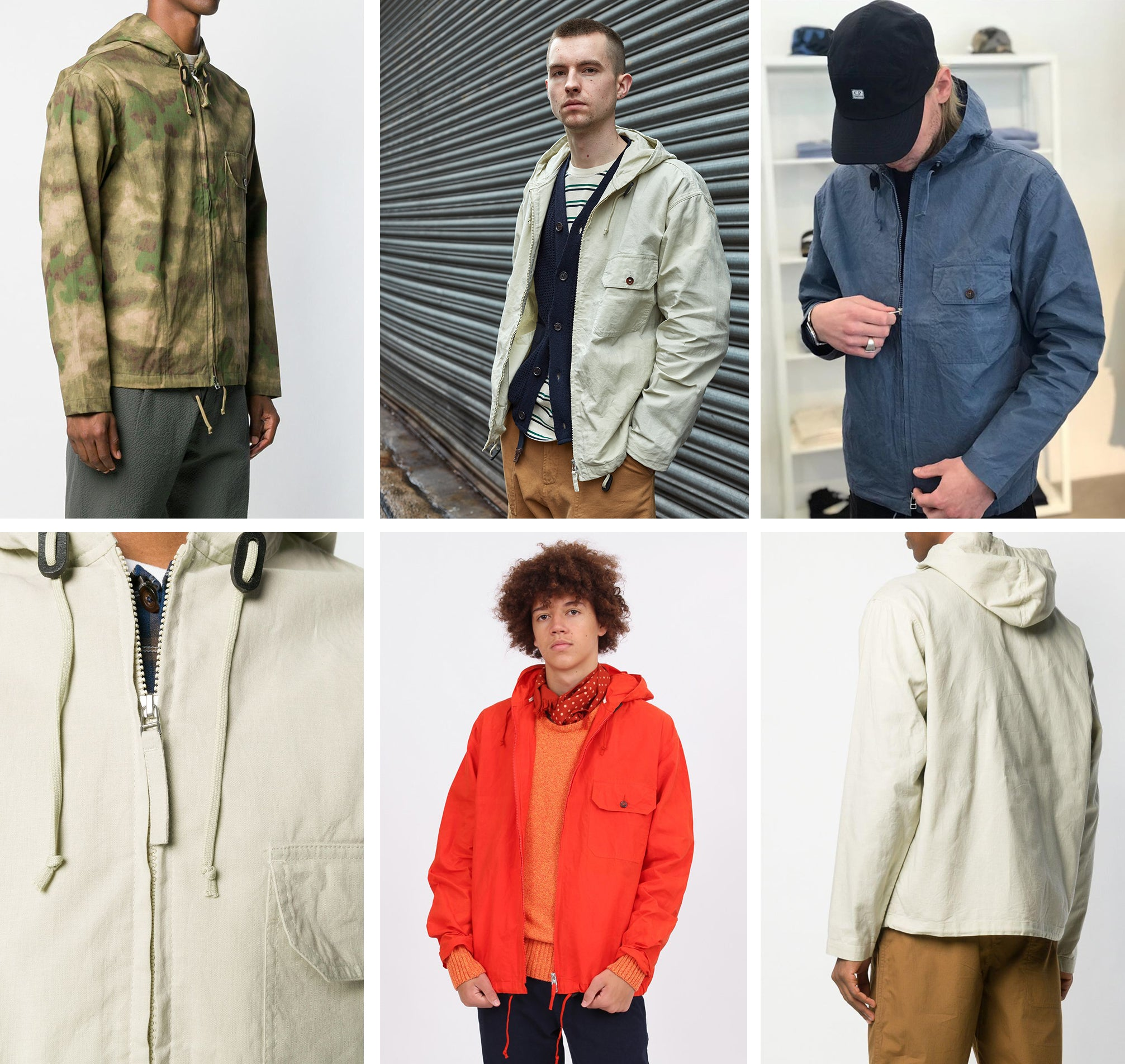 Universal Works Fistral Wax Jacket Stockist and followers
