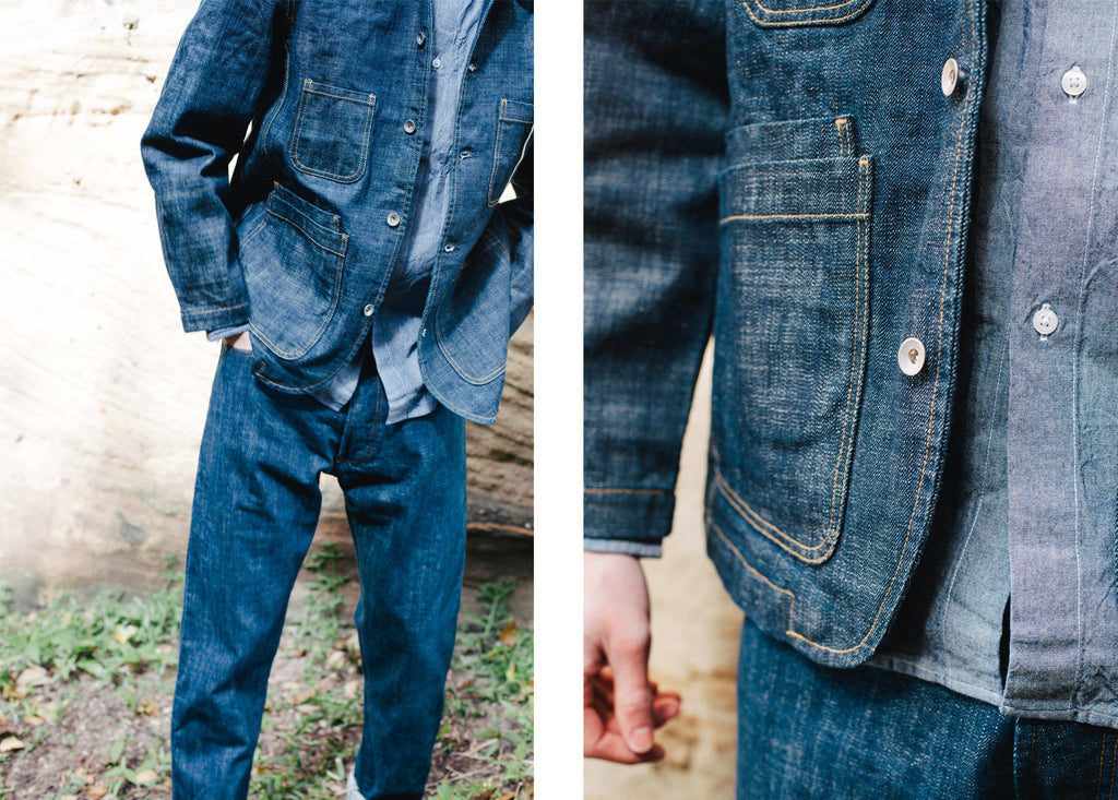 Universal Works - Workshop Denim