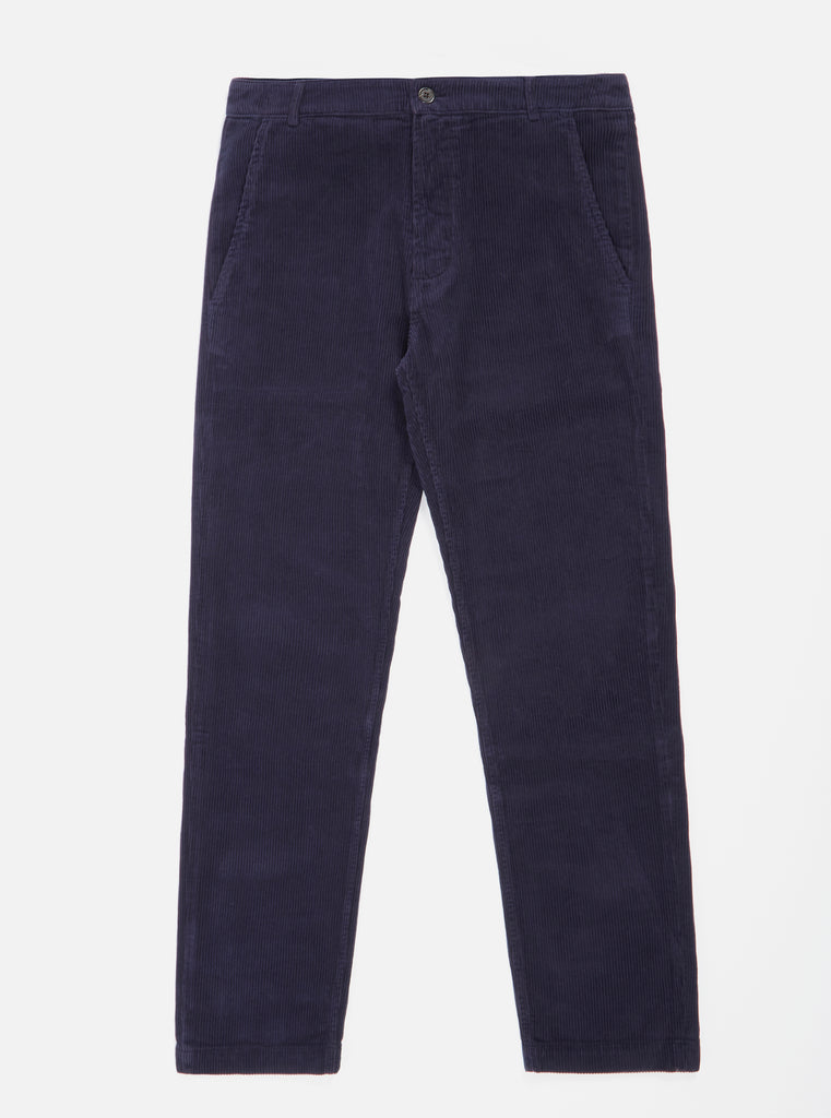 Universal Works Aston Pant in Navy Cord