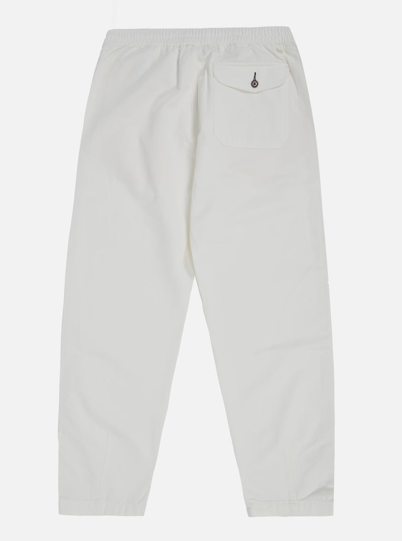 Universal Works Track Trouser in Ecru Canvas