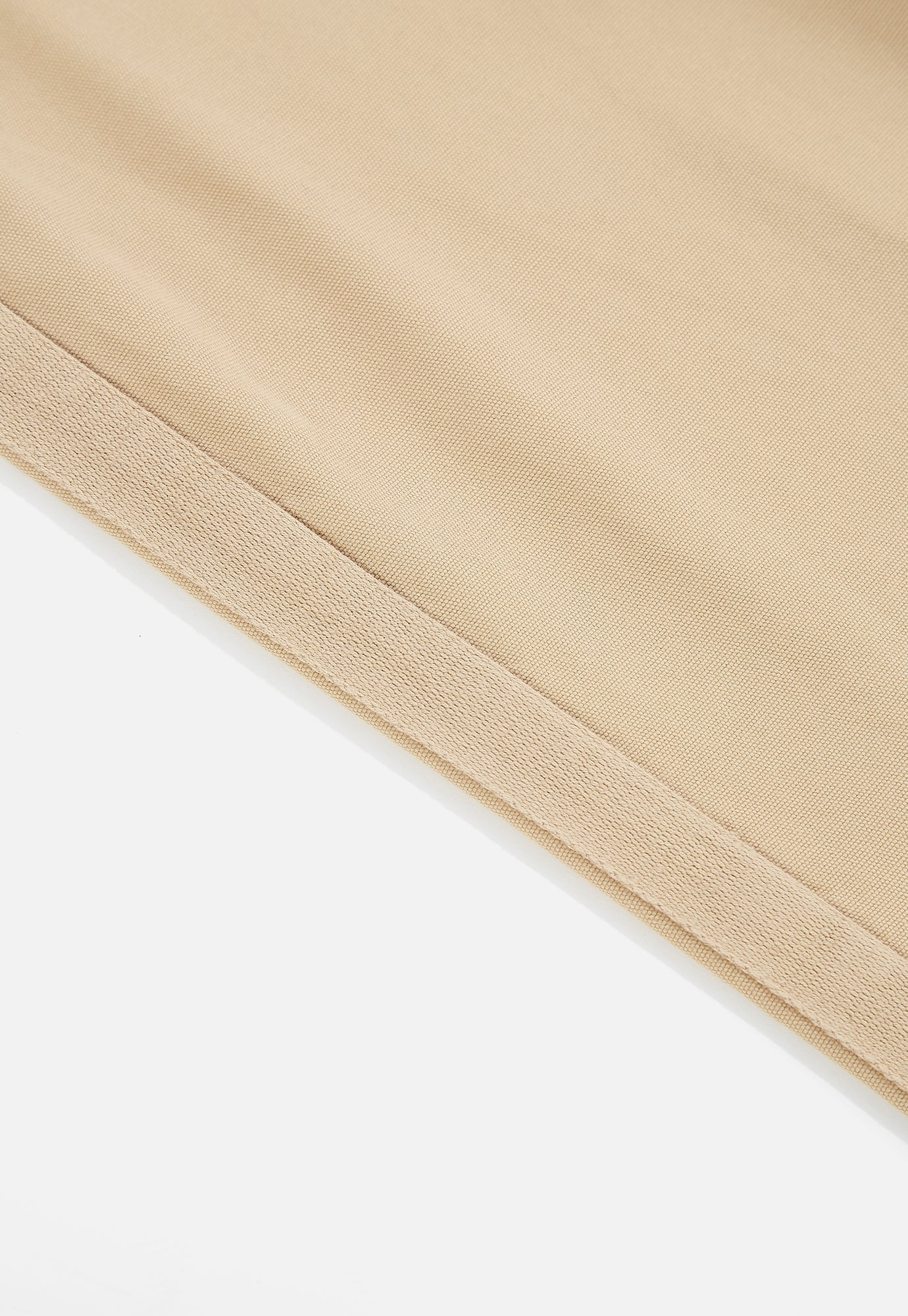 Universal Works Track Trouser in Sand Canvas