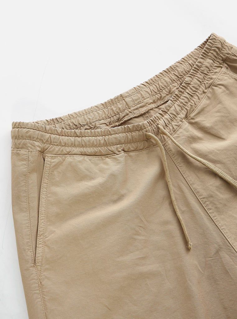 Universal Works Lumber Pant in Sand Light Canvas