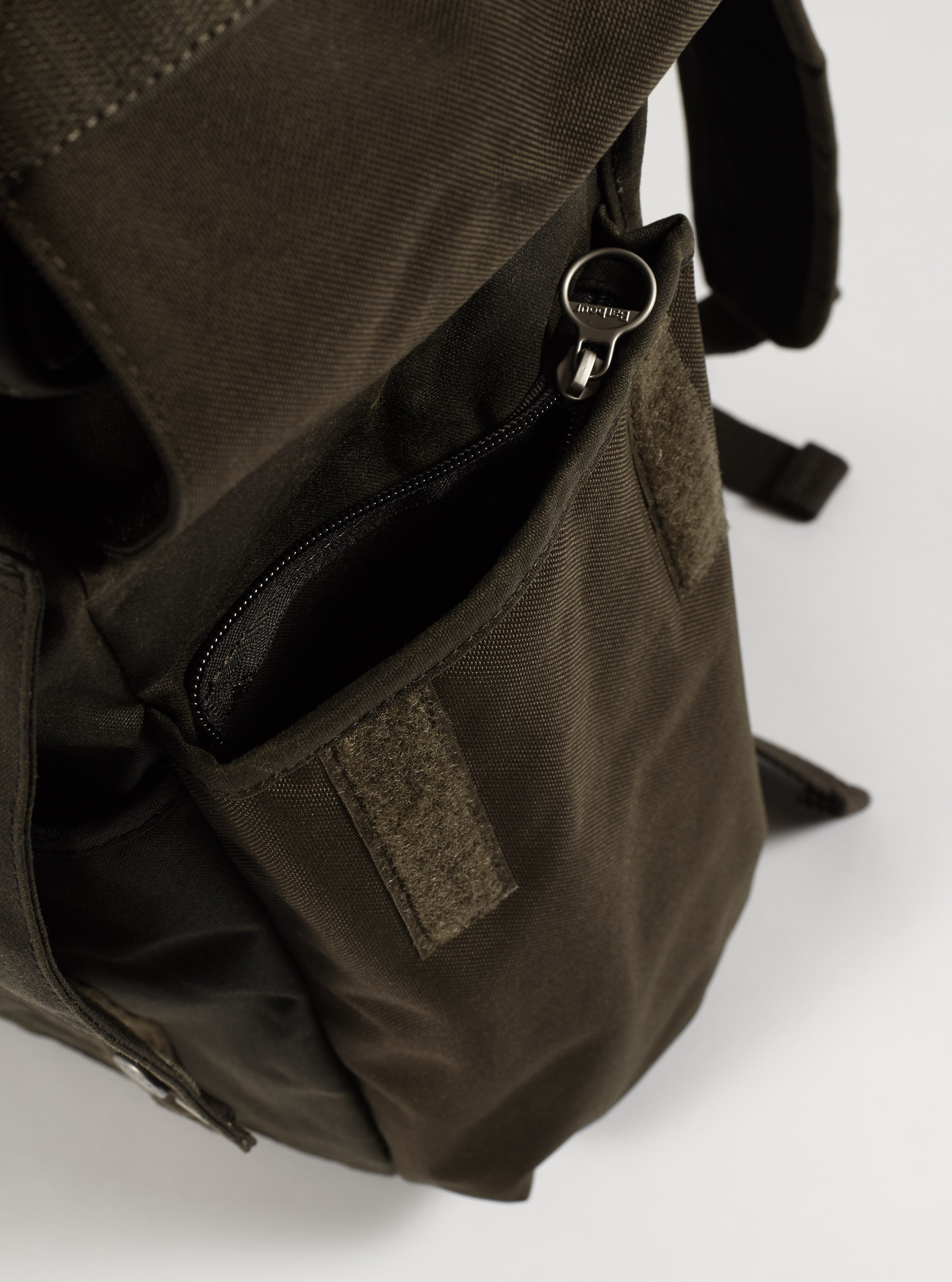Universal Works X Barbour Alliance Foldtop Backpack