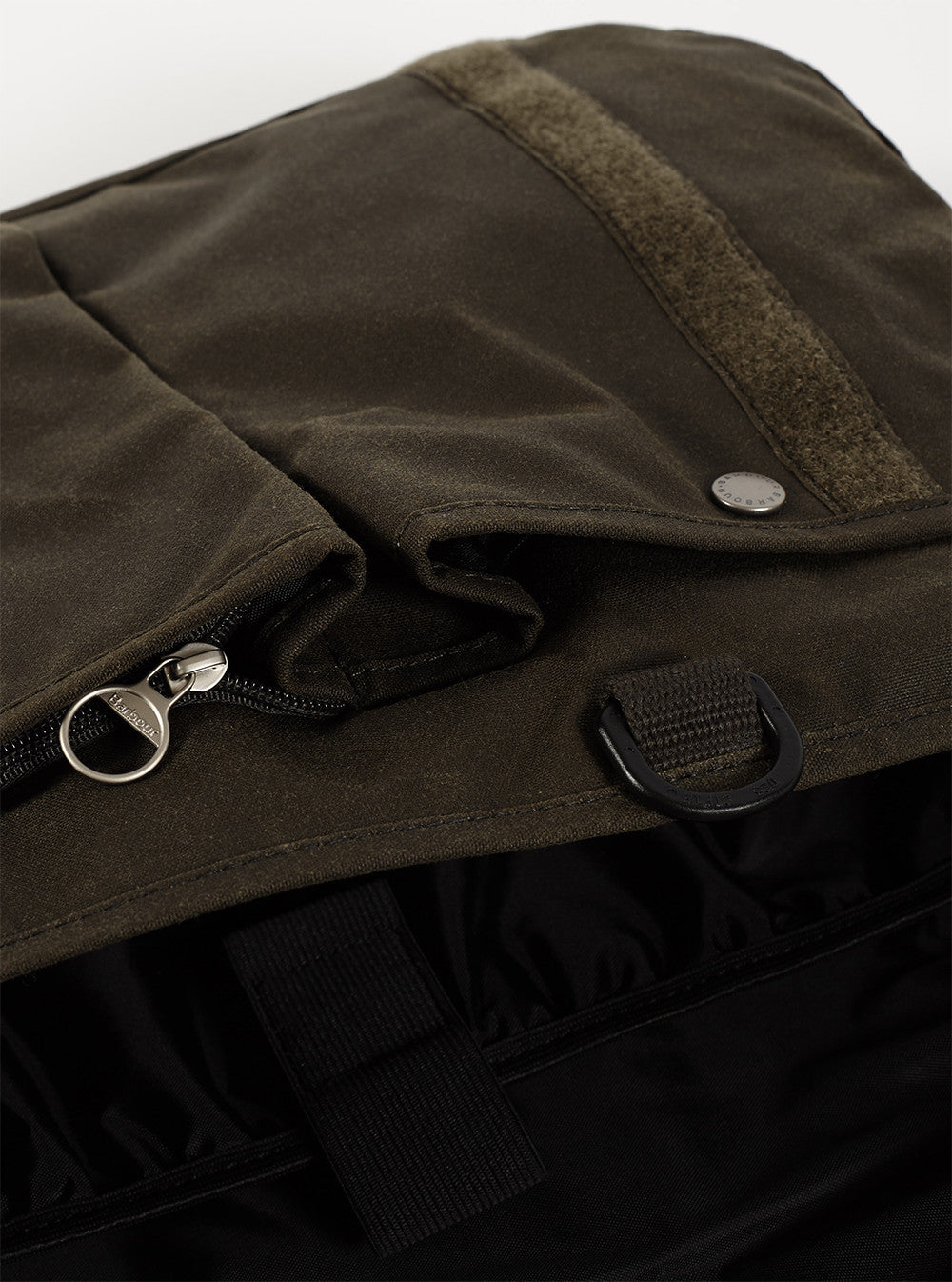 Universal Works X Barbour Active Tarras Courier Bag