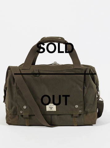 Universal Works X Barbour Advance Large Holdall Bag