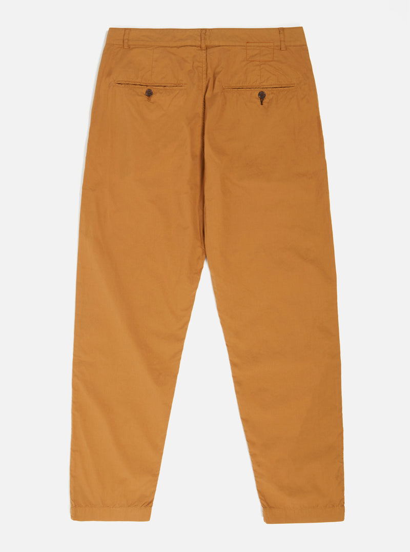 Universal Works Military Chino in Cumin Poplin