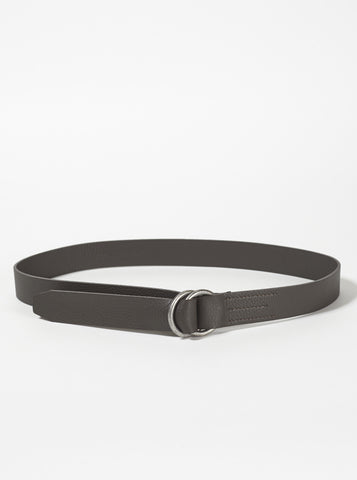Universal Works Belt in Brown Leather