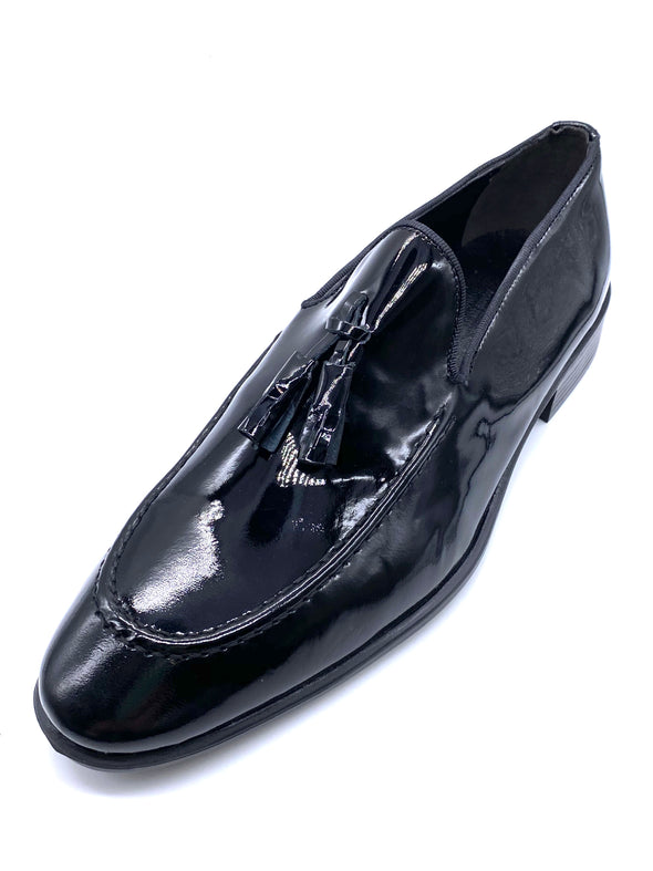 Tassle Loafer Shoe 0003 - Black