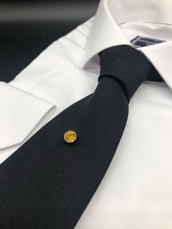 Tie Pin - Yellow