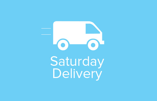 Guaranteed Saturday Delivery
