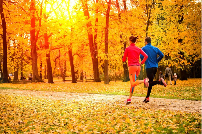 It's Almost Autumn: How to Fall Into Fitness This Season – 6 strategies for improving your fitness