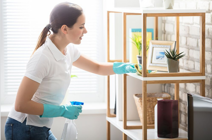 Cleaning Can Be 100% Non-Toxic