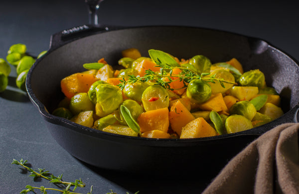 Curried Roasted Vegetables