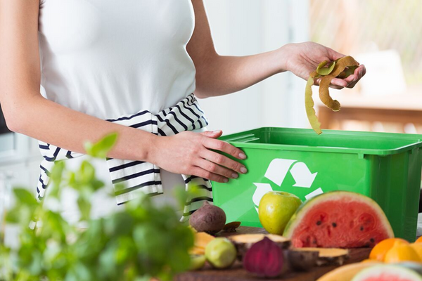 Food Waste Hurts the Environment?