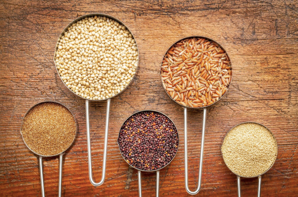 "The Hot ""New"" Ancient Grain: Teff"