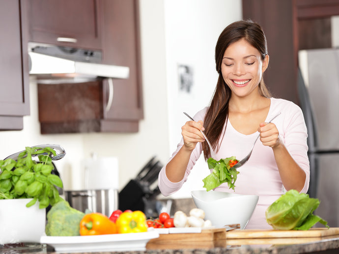 Spring-clean your eating habits!