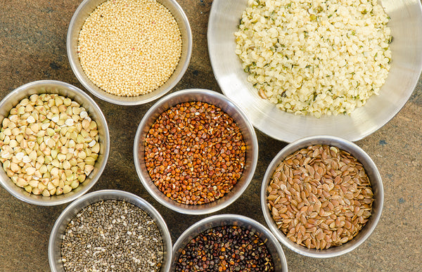 What's Old Is New Again: Ancient Grains