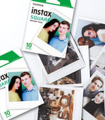 Fuji Instax Square Film 6x6 20 Double