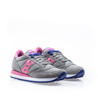 Saucony Jazz O Grey-Pink