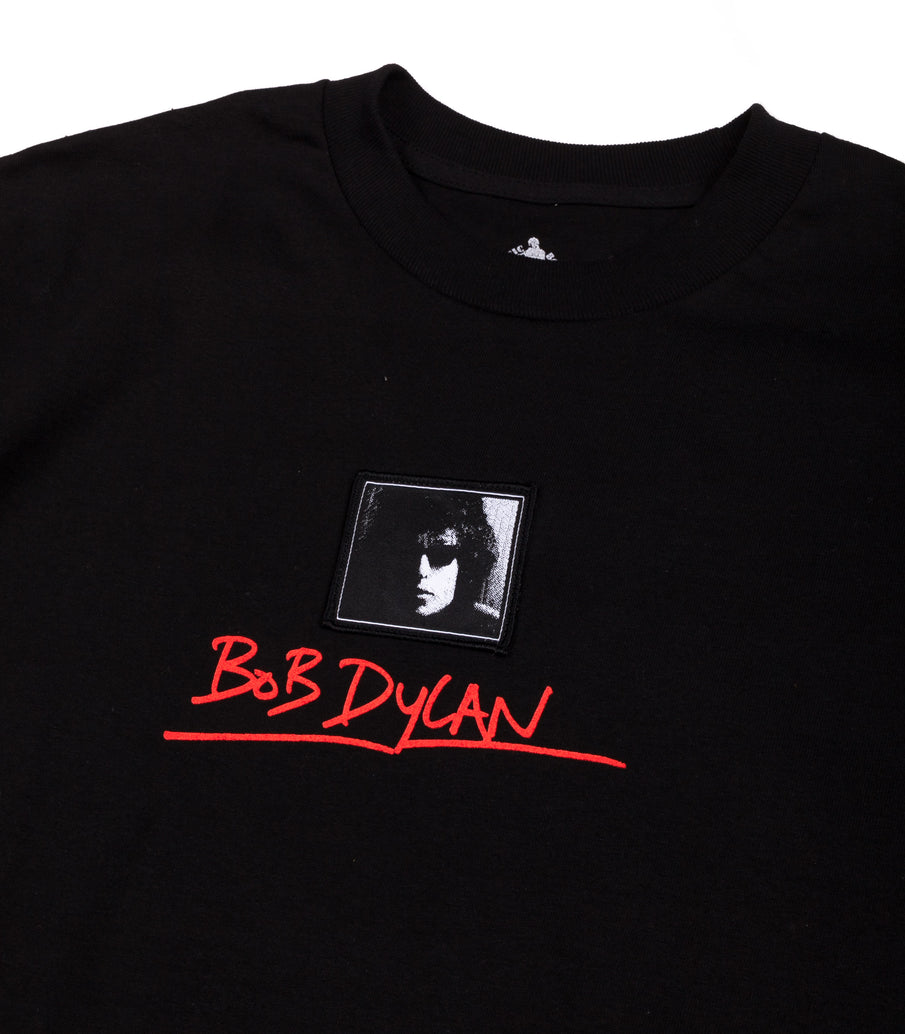 Pleasures X Bob Dylan Forever Young T-Shirt Nera