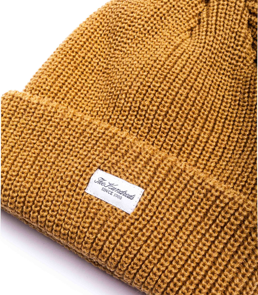 The Hundreds Crisp 2 Cuffia Giallo Gold