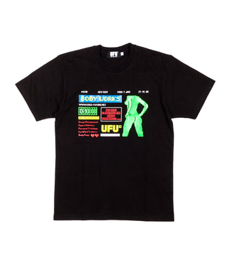 Ufu Body T-Shirt Nera
