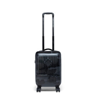 Trolley Herschel Trade Luggage Bagaglio A Mano Camo Nero