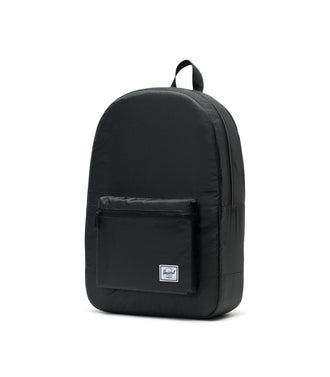 Zaino Herschel Day Pack Comprimibile Nero