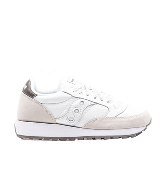 Saucony Jazz O Leather Bianco