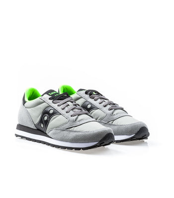 Saucony Jazz O Grey/Black/Citron