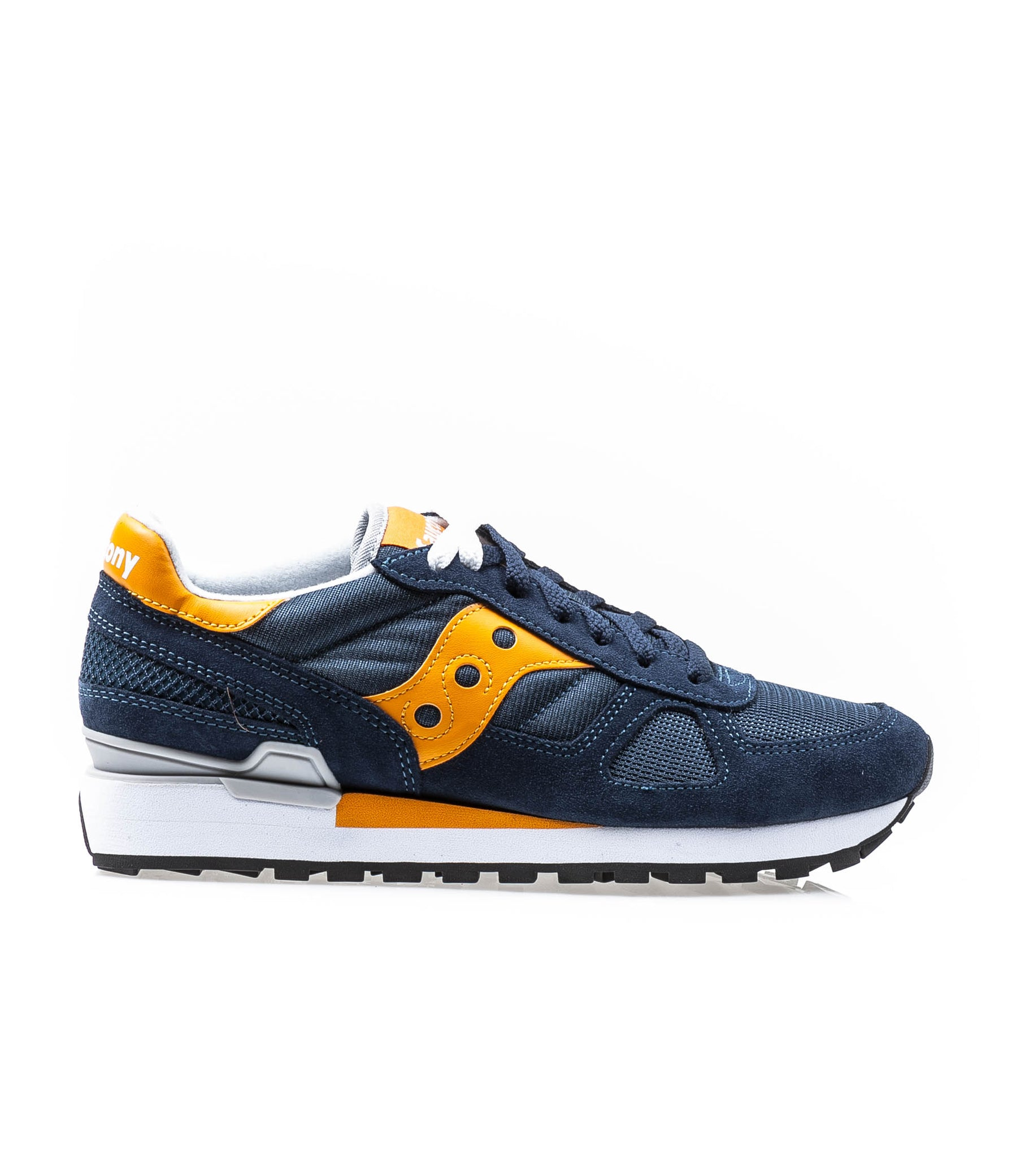 Saucony Shadow O Blue-Yellow